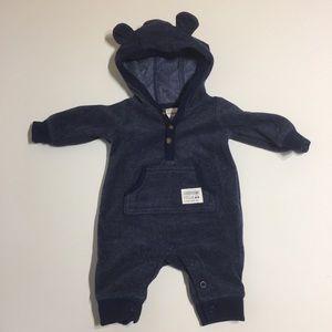 Baby boy's onesie